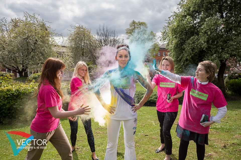 Colour Me Crazy sponsored by Barker and Stonehouse