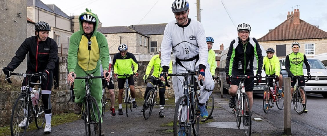 Gleeds go the extra 130 miles! By Jo Foster of Gleeds
