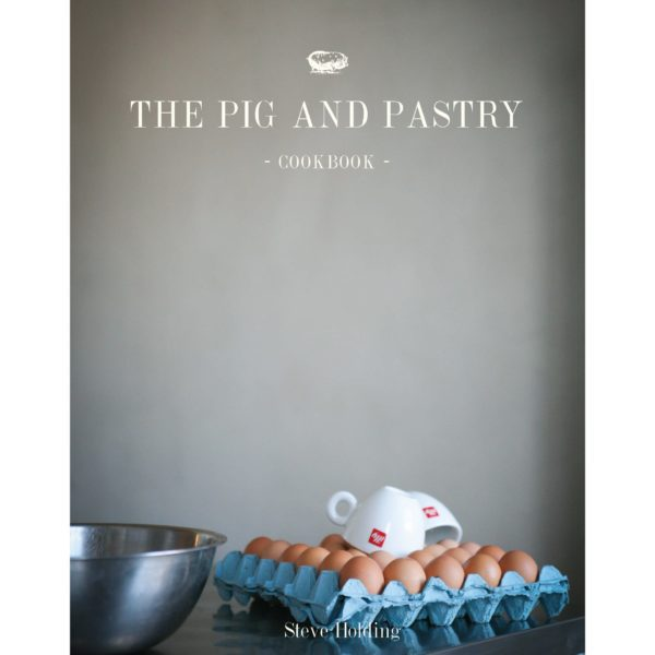 Pig and Pastry Cover