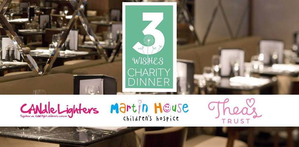 3 Wishes Charity Dinner