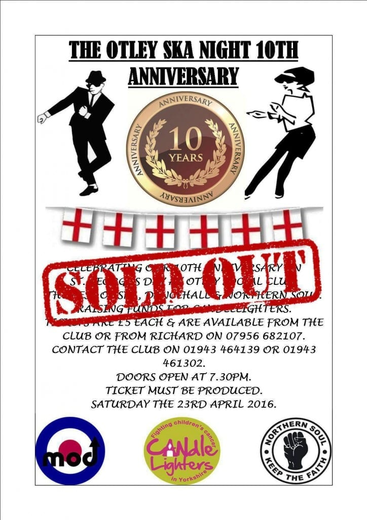 YEW TREE CHARITY NIGHT POSTER 2016 2 JPEG SOLD OUT