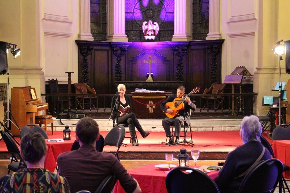 Poeta - Workshop and evening concert