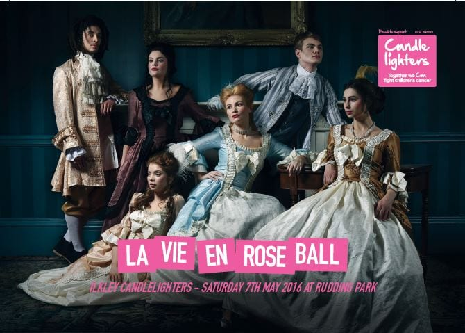 Ilkley Candlelighters present, La Vie en Rose