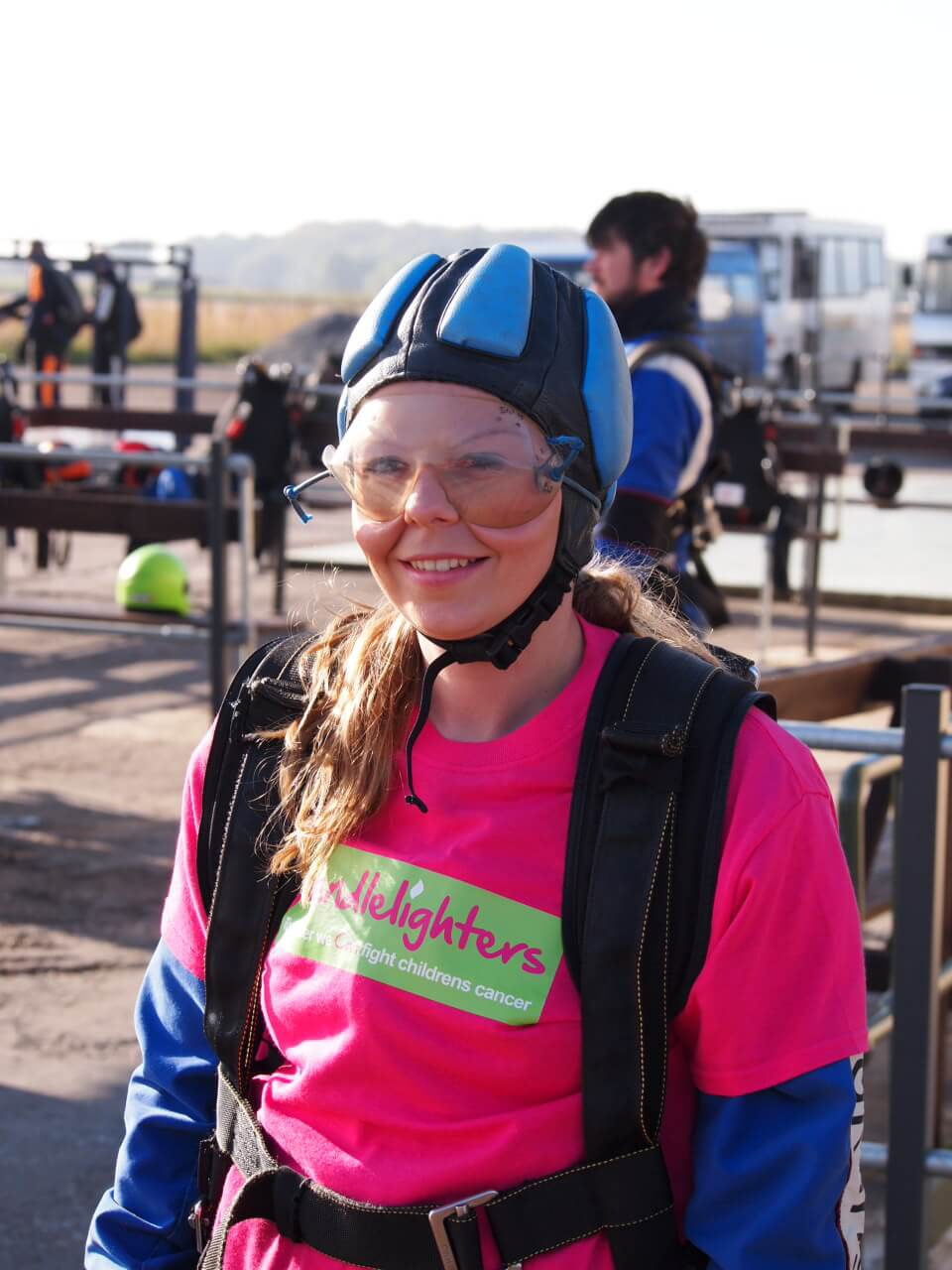Candlelighters CCAM Skydive (Childhood Cancer Awareness Month)