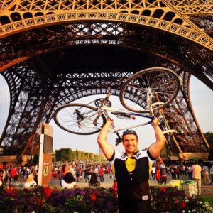 James Farad Leeds to Paris 14