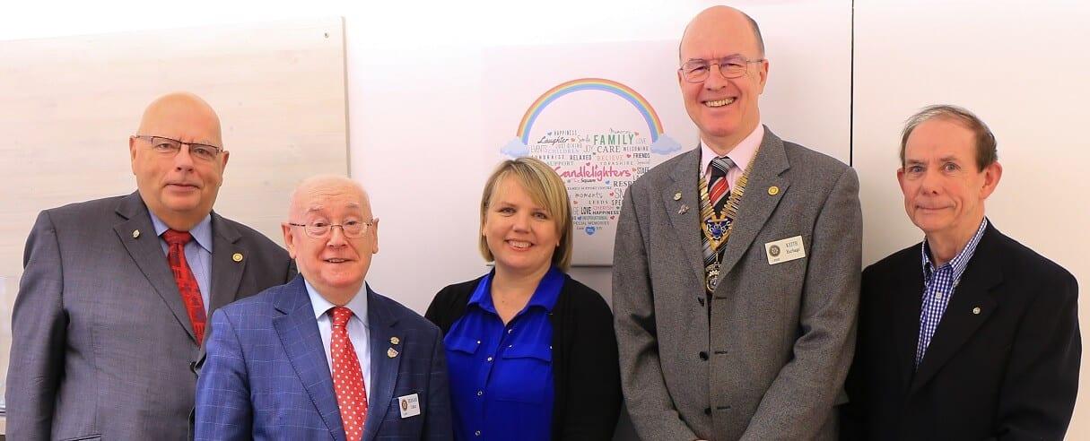 Leeds Rotary Visit