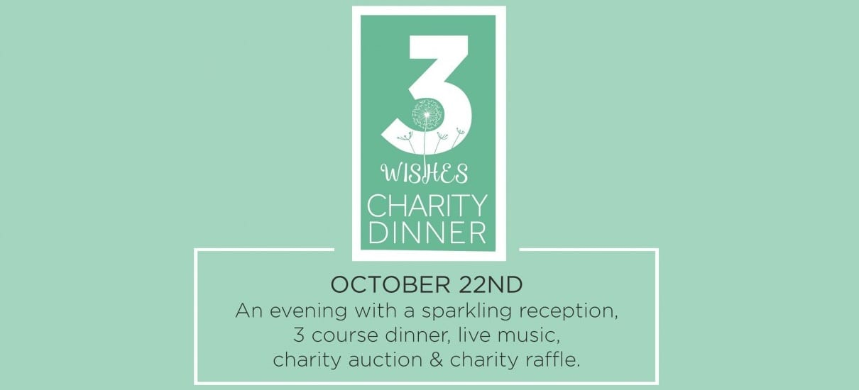 Three Wishes Charity Dinner