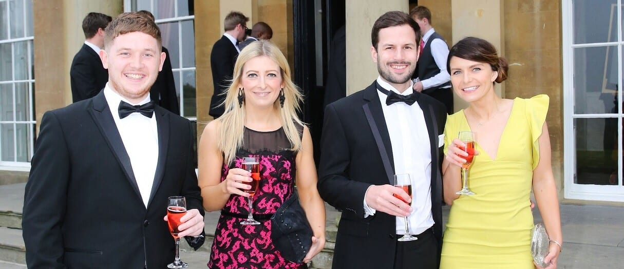 La Vie En Rose Ball a Huge Success