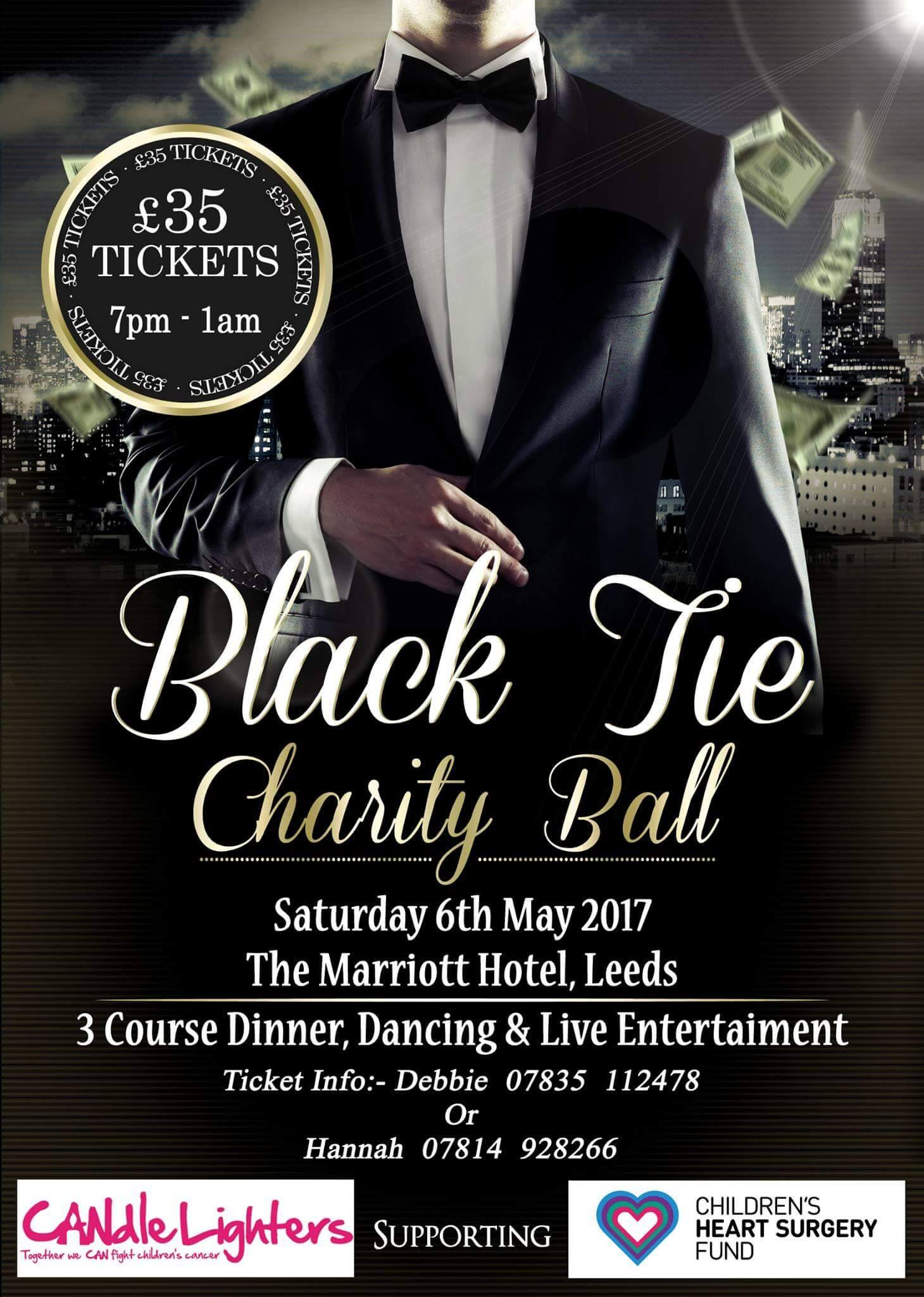 Charity Ball Sold Out!