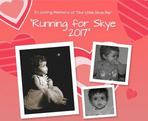 Running for Skye 2017