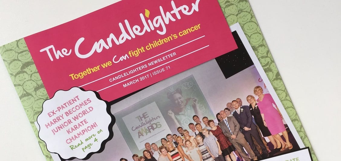 Catch up on the latest Candlelighters newsletter
