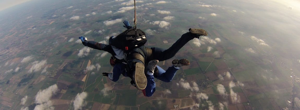 Family's Skydive for Milly's would-be 25th Birthday