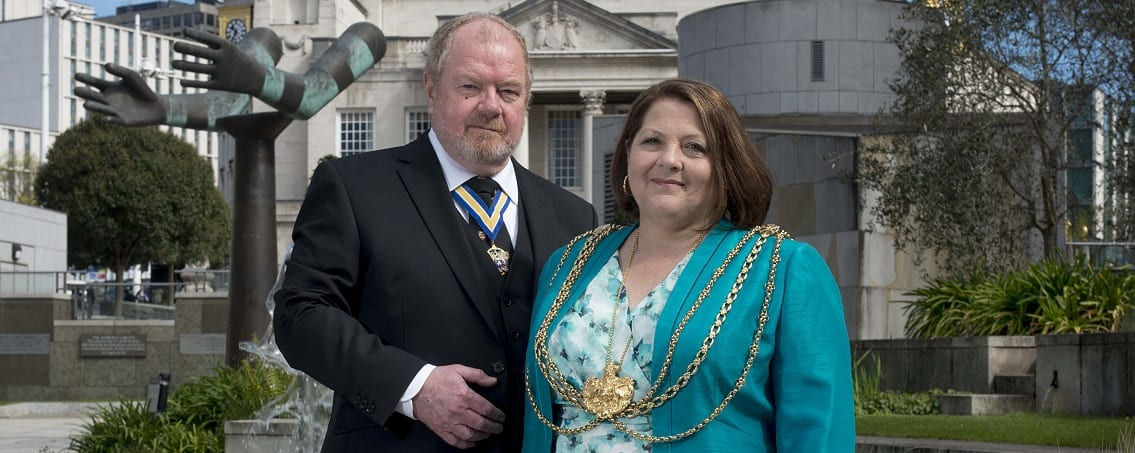 Candlelighters Announced as Lord Mayor of Leeds' Charity