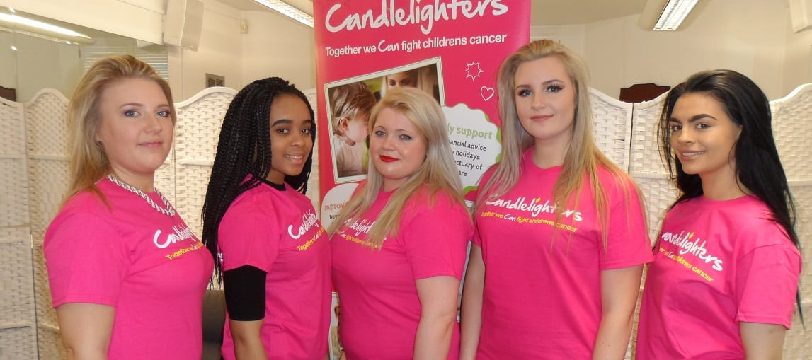 Candlelighters chosen as Miss West Yorkshire's Charity Again