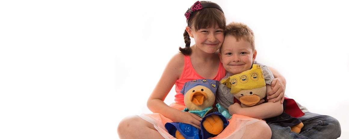Chemo-Duck-A-Thon: Supporters to create patients' toy outfits for an entire day