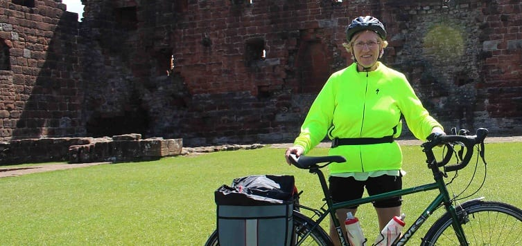Coast to Coast bike ride in aid of Candlelighters