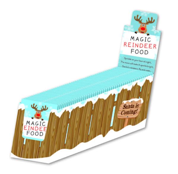 ELS 4601 Reindeer food box