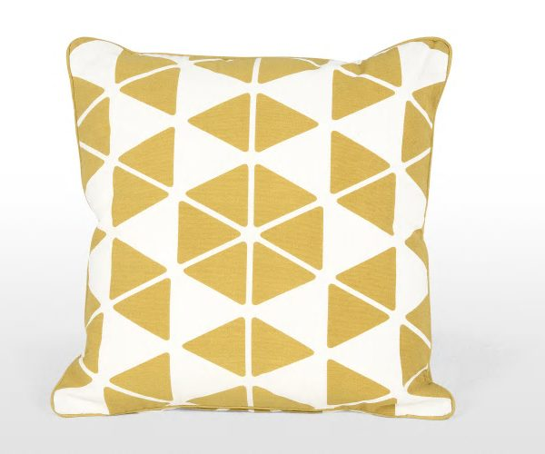 cushion for yellow room
