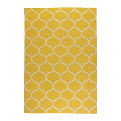 yellow rug for yellow room