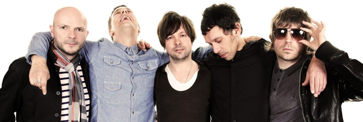 Win two tickets for a sold out Shed Seven gig in York!