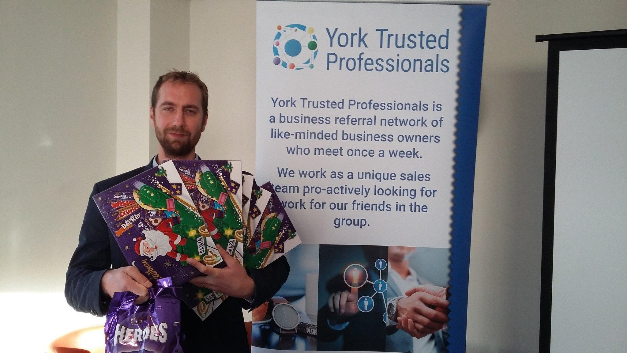 York Trusted Professionals hold their annual charity dinner