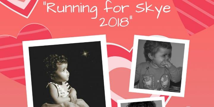 Running for Skye