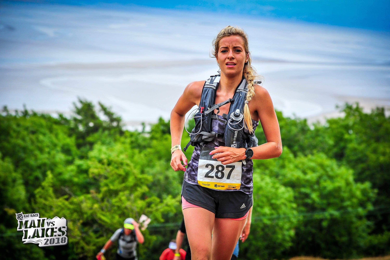 Layla Wray completes an amazing 50-kilometre ultra-marathon!
