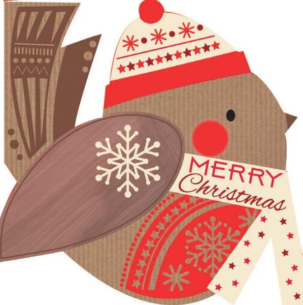 Merry Robin
