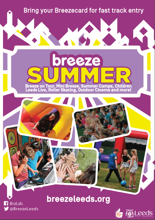 Summer Activity at Breeze on Tour