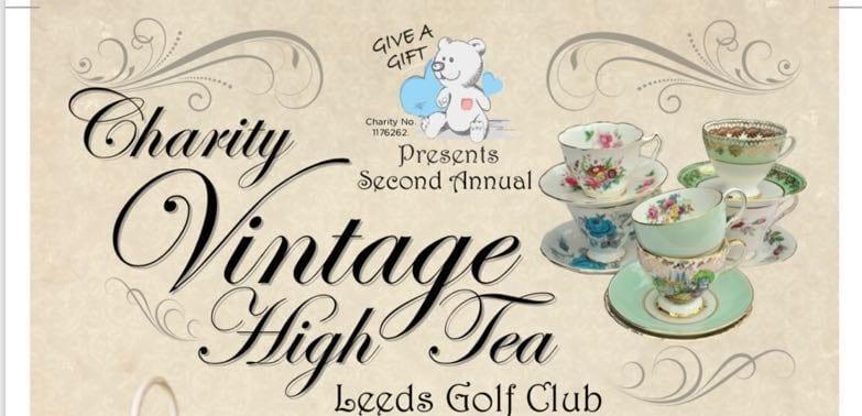 Give a Gift High Tea
