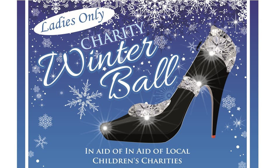 Give a Gift Ladies Winter Ball