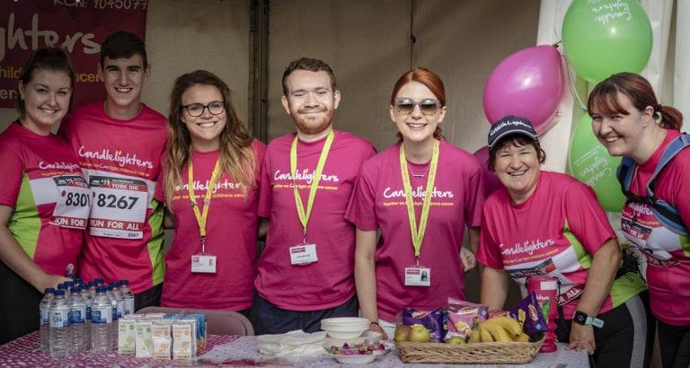 Challenge Event Volunteers - Charity Village