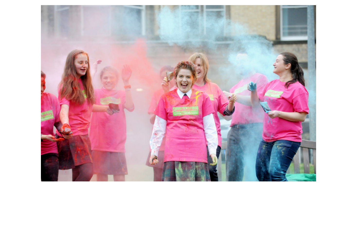 Hull Collegiate School's Carrie and her team of staff and pupils are taking on the Hull 10k!