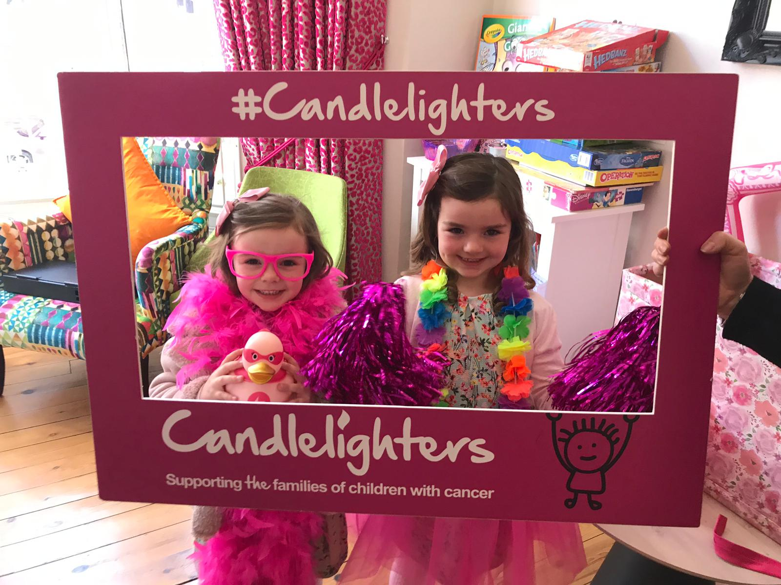 Candlelighters aim to turn Yorkshire PINK with their new #PINKITUP campaign for 2019!